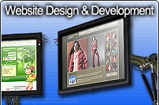 Website Design & Development - Website Design,E-commerce,Flash Animations,Application